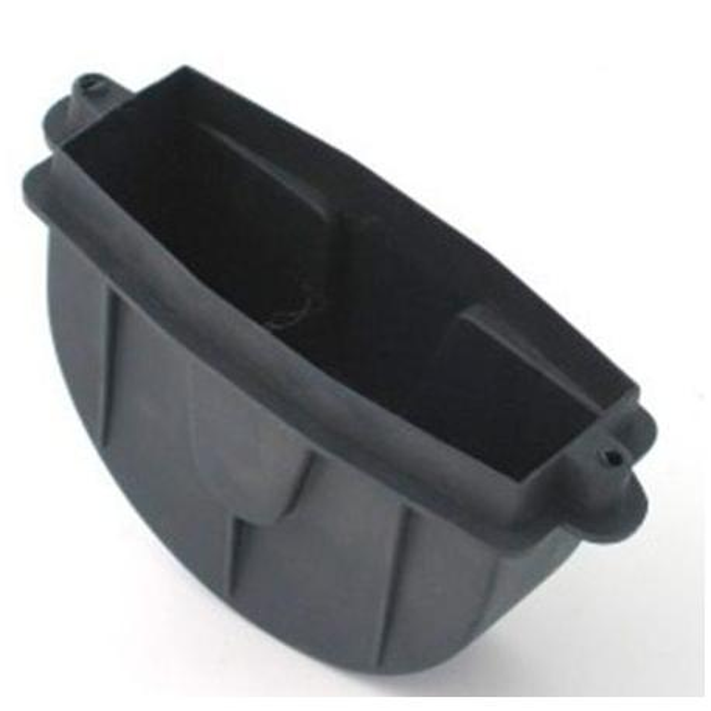 Cajetín de plastico para empotrar recogedor de persiana