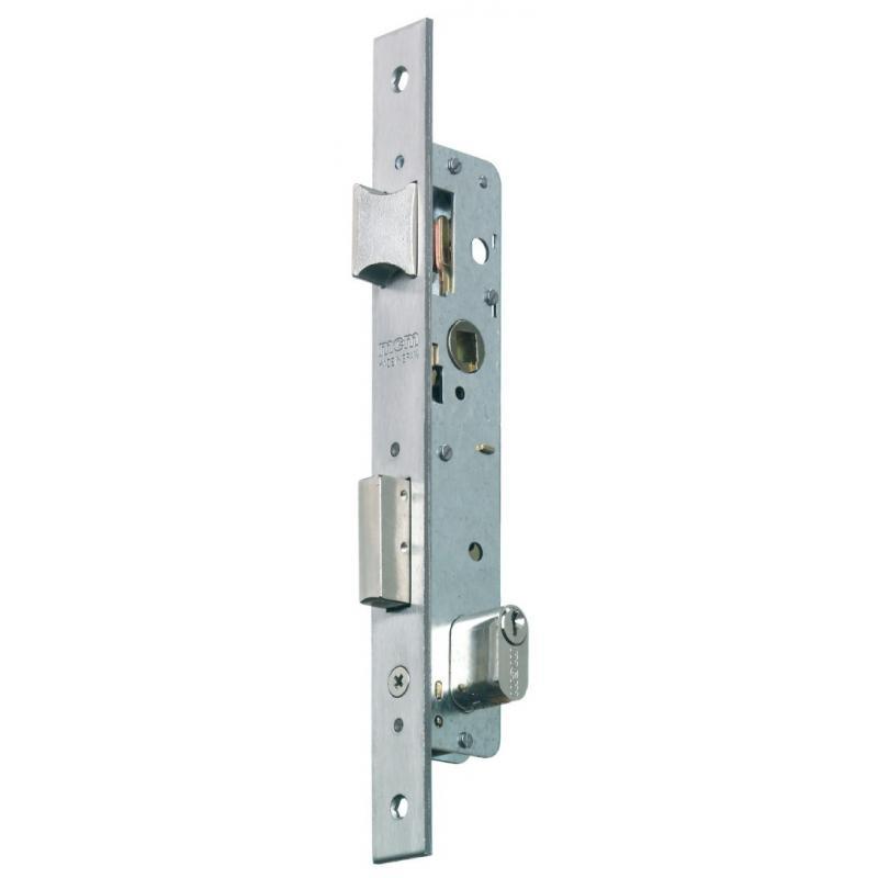 MCM cerradura embutir puertas metálicas