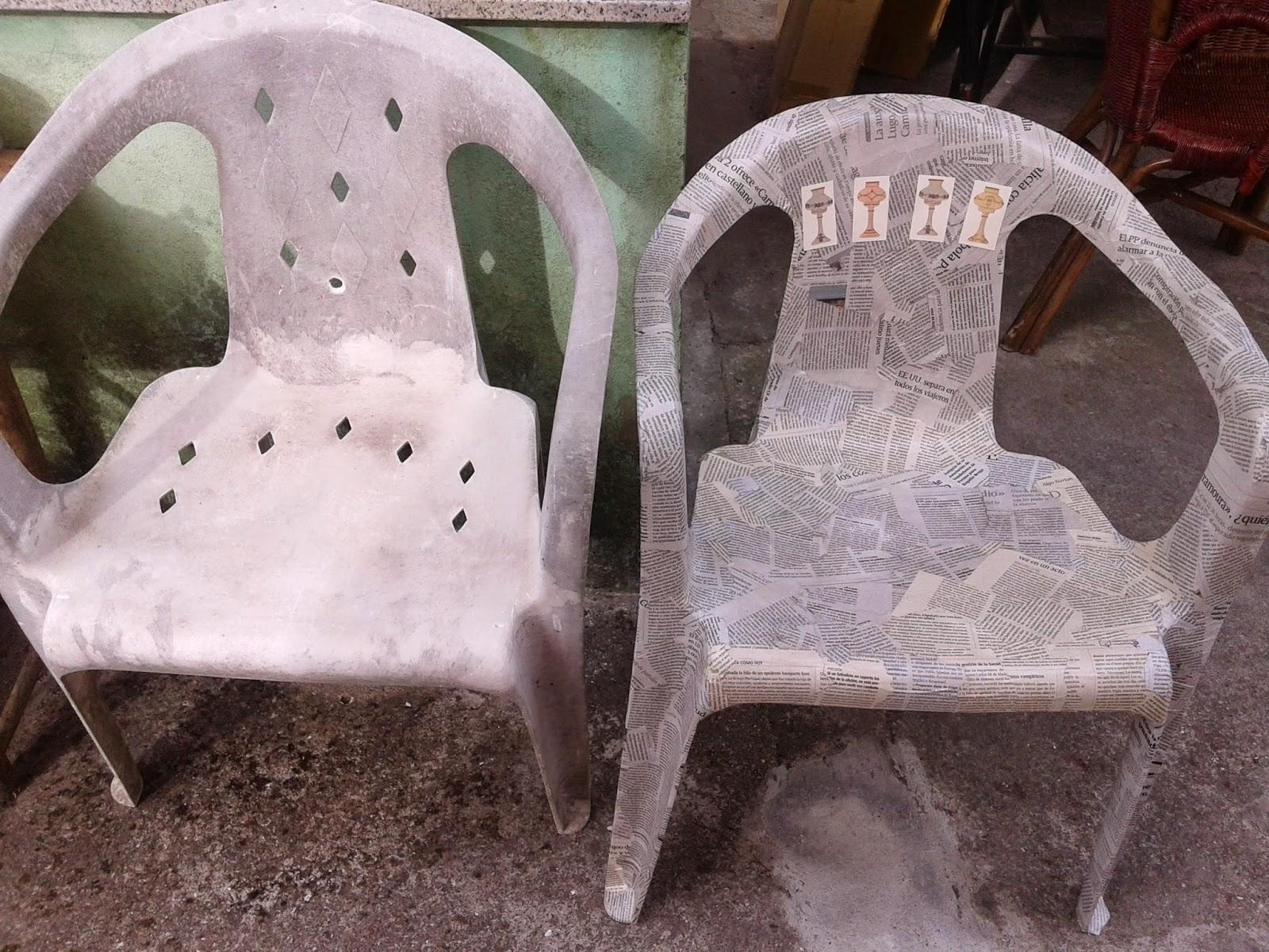Restaurar sillas de jard n